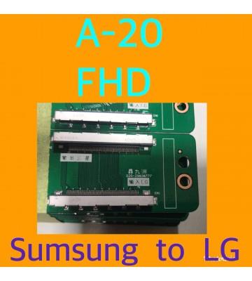 FHD SAMSUNG TO LG