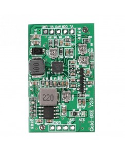 12Volt Pannel Booster Board,CA-408 Boost Board