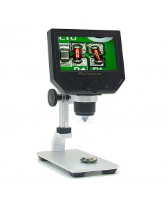 Microscope Mustool G600 Digital 1-600X 3.6MP 4.3inch HD LCD Display , with Aluminum Alloy Stand New Version