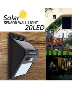 SOLAR LED MOTION LIGHT  NO ELECTRICITY REQUIRED