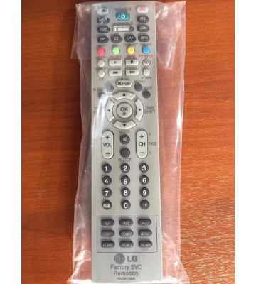 New MKJ39170828 Replace Factory SVC Remocon Service Remote Control ,Compatible With LG LCD LED TV All Model