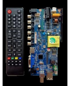 Universal led motherboard VS.TP53U52.2