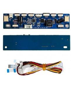 12 Connectors Backlight Inverter LED Tester , Driver Board CA188